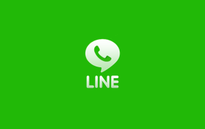 apps like kik - line