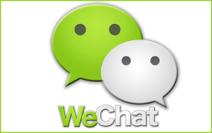 apps like kik - weChat